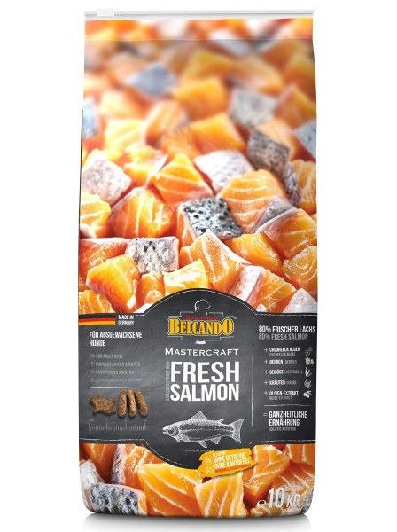 Belcando Mastercraft Adult Salmon 10kg animal-foods.gr