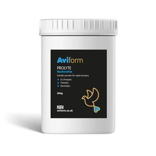 Aviform Prolyte Προβιοτικά και Πρεβιοτικά για αγωνιστικά περιστέρια 250gr