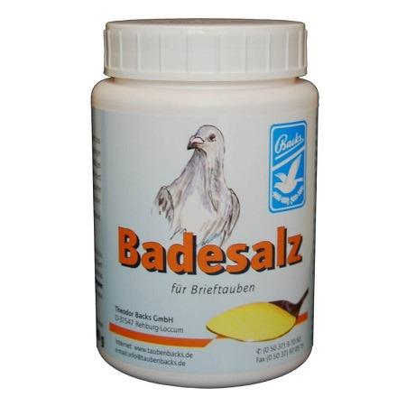 Backs BADESALZ Άλατα μπάνιου