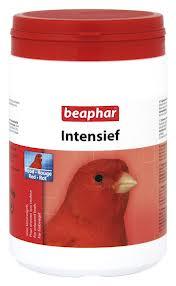 Beaphar Intensief Red Xρωστική Για Κόκκινα Καναρίνια - Για την βελτiωση του κόκκινου χρώματος