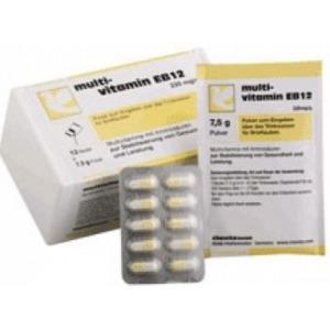 Chevita Multivitamin EB12 Βιταμίνες για πτηνά σε κάψουλες