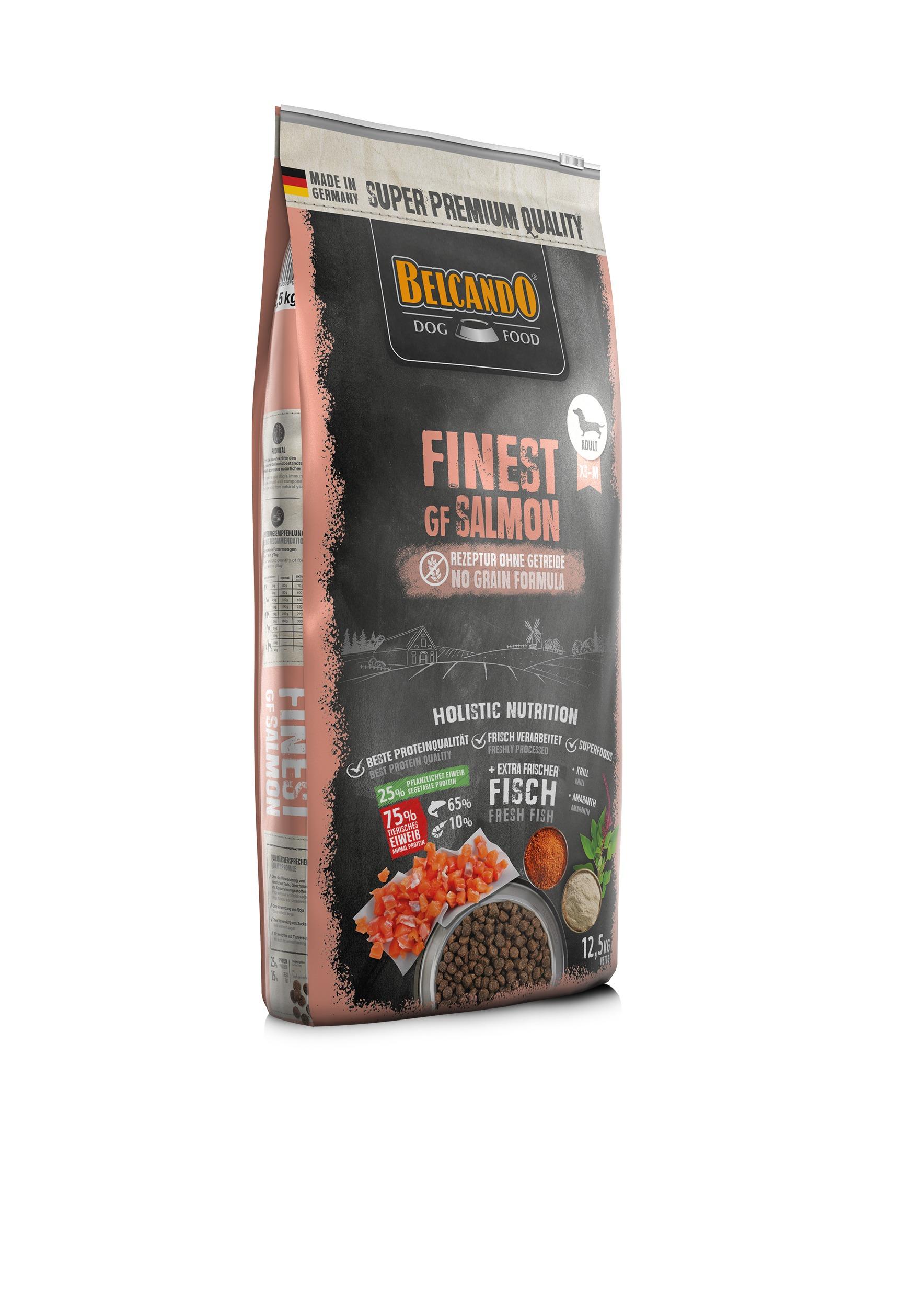 Finest Grain Free Salmon 12.5kg