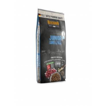 Junior Lamb _ Rice 12.5kg