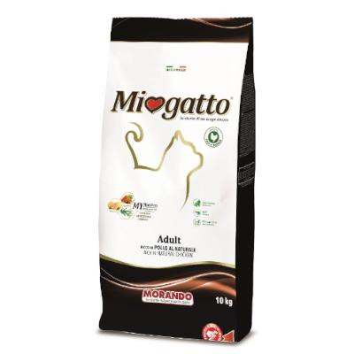 ξηρά τροφή για γάτες, miogatto adult chicken