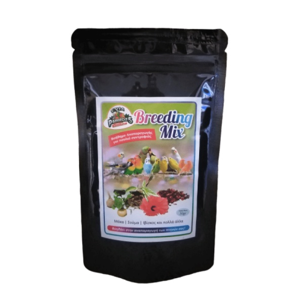 evia parrots breeding mix animal-foods.gr