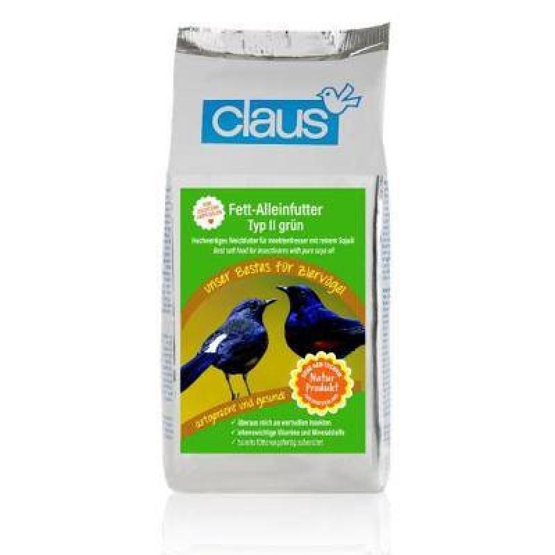 CLAUS Fett-Alleinfutter Πράσινη