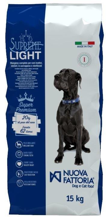 supreme light Frontale