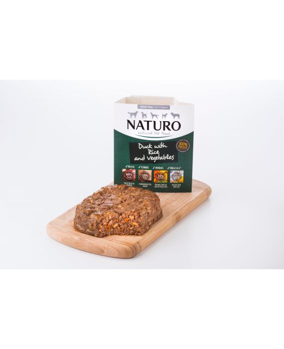 NATURO ΠΑΠΙΑ bΡΥΖΙ & ΛΑΧΑΝΙΚΑ 400g