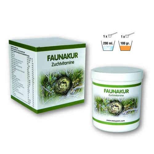 easyyem faunakur ιταμίνες Αναπαραγωγής και Υποστήριξης Νεοσσών 100g