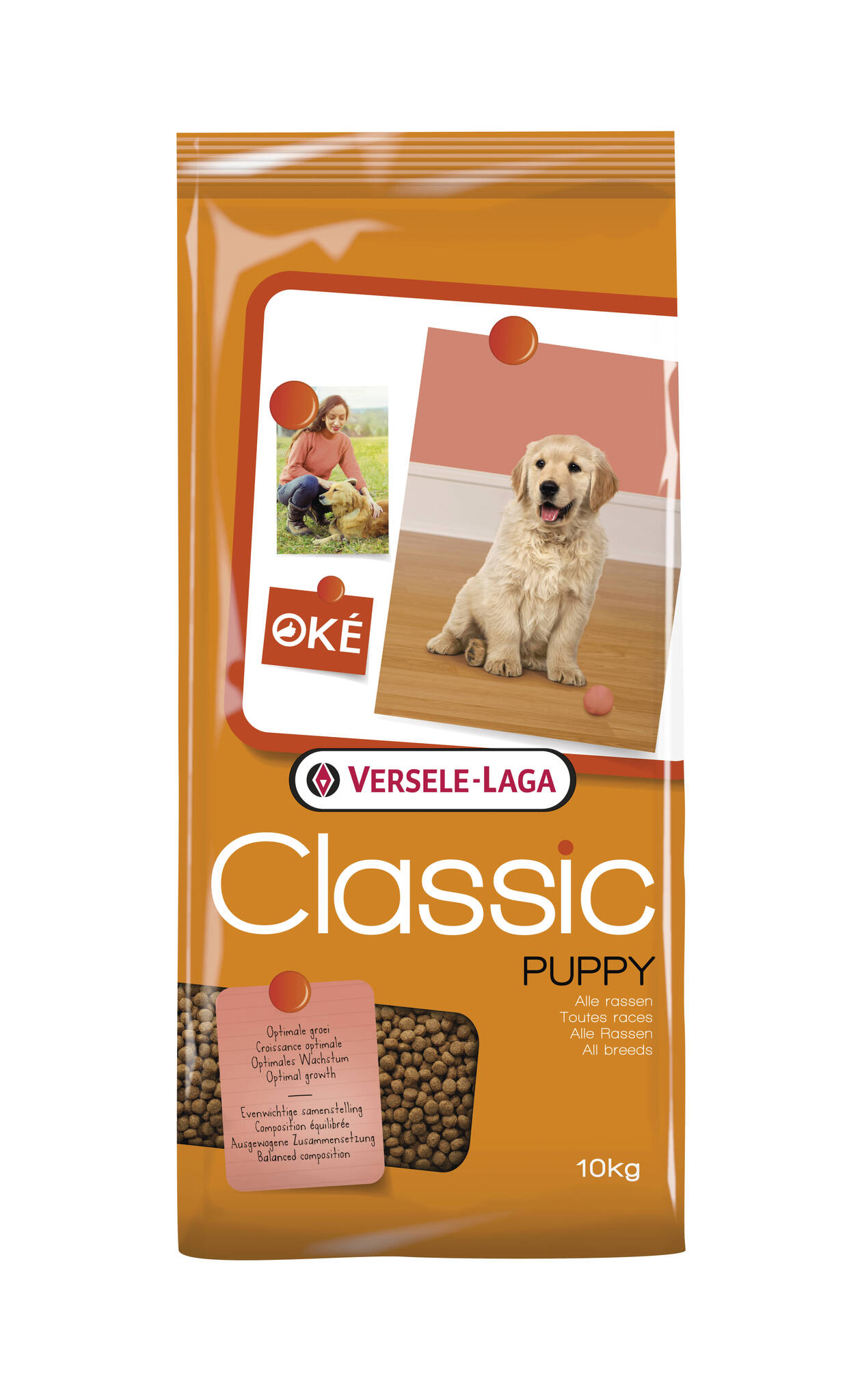 Classic Puppy All Breeds 10kg