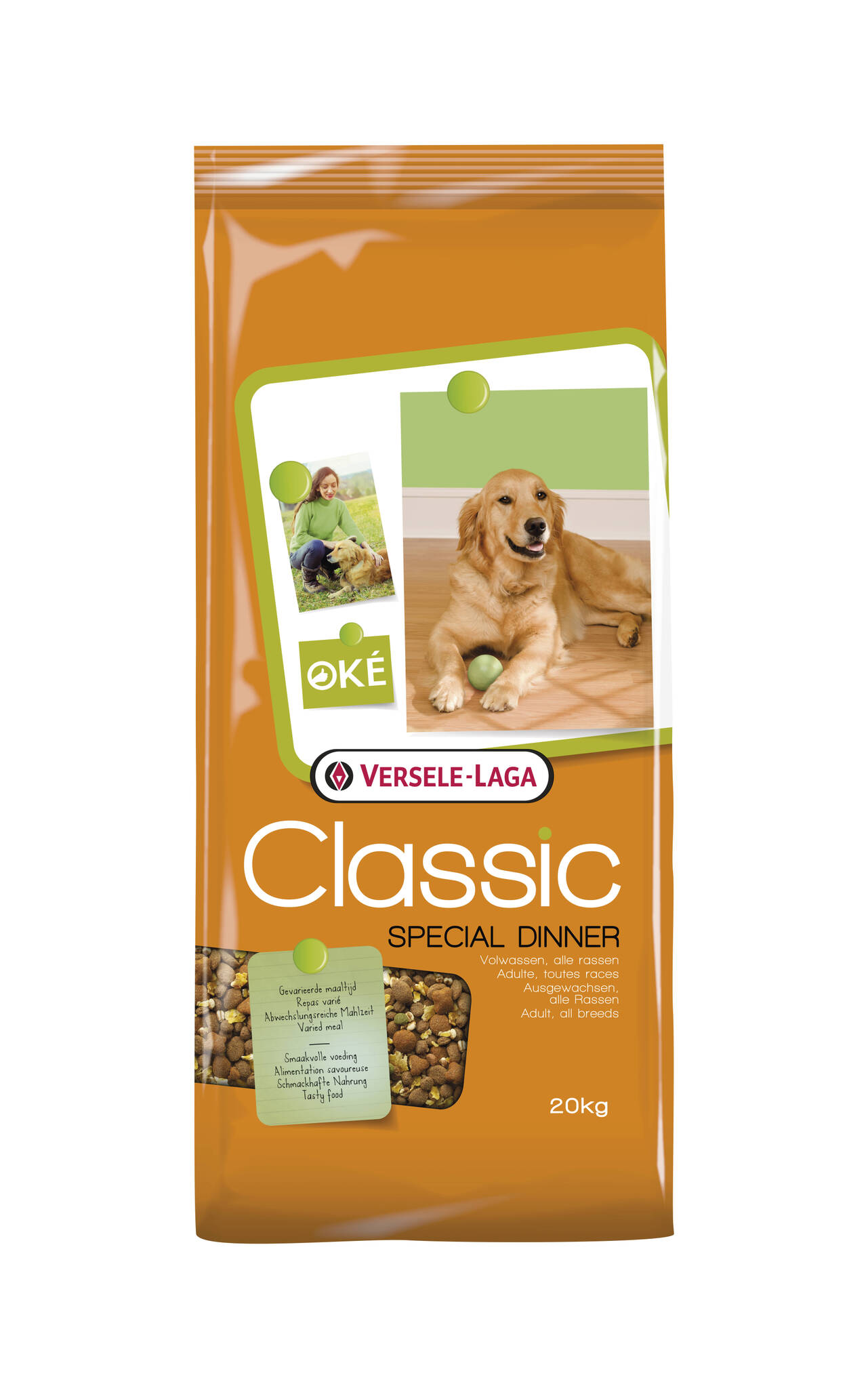 Classic Special Dinner Adult All breeds 20kg