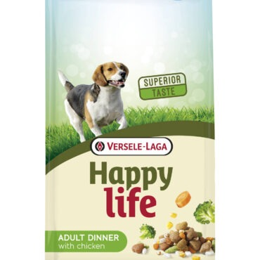 Happy Life Adult Chicken Dinner 3kg