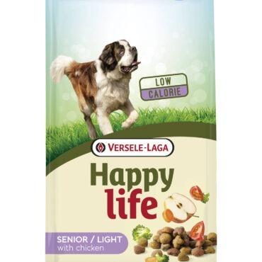 Happy Life Light Senior Chicken 3kg