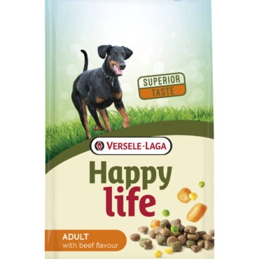 Happy life Adult Beef 3kg