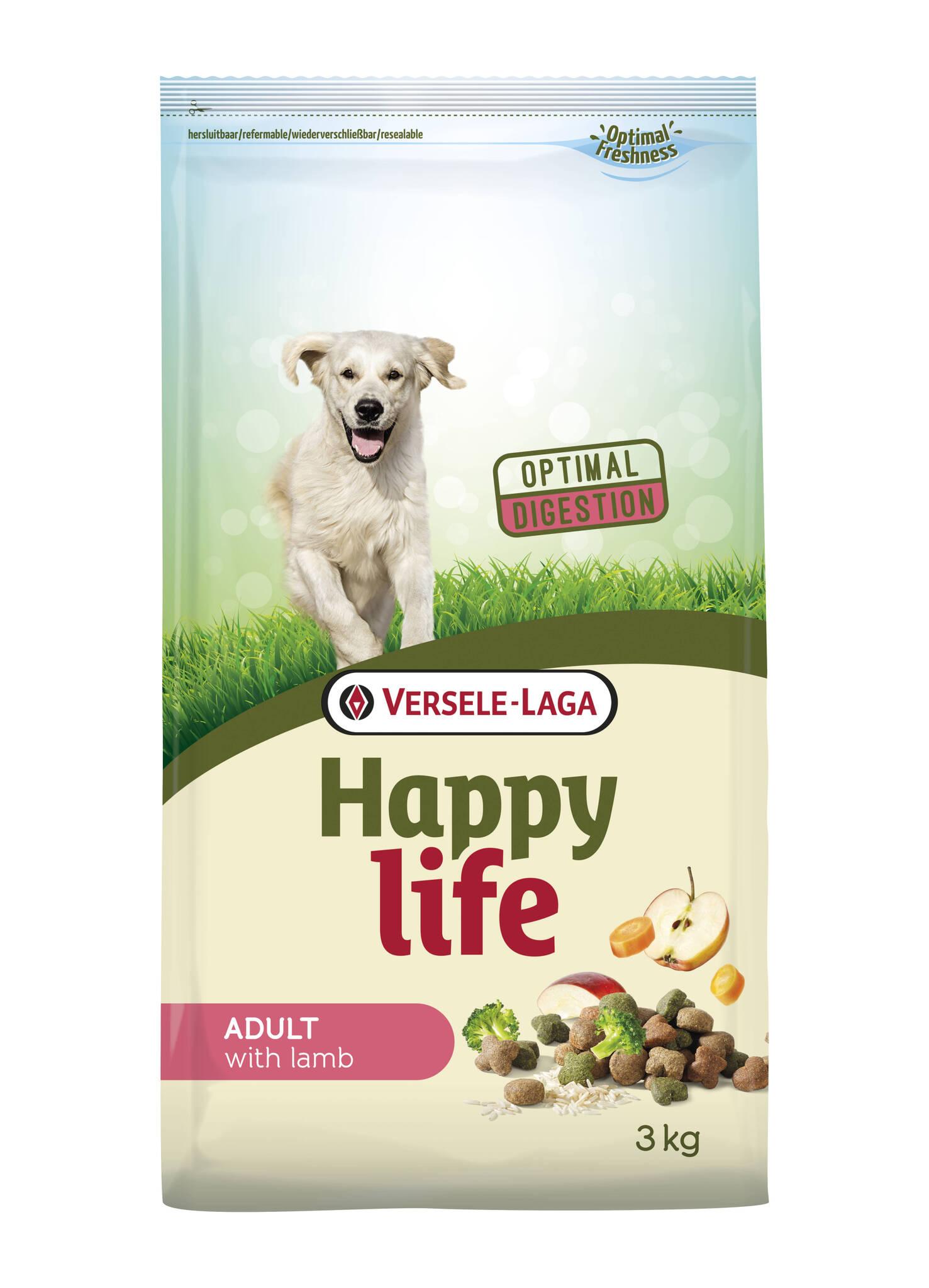 happy life adult lamb 3