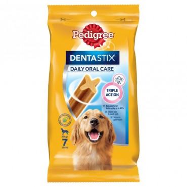 pedigre dentastix μεγαλόσωμος