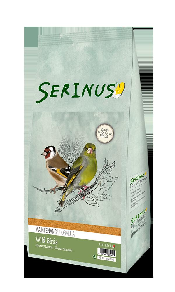 Κωδ. SE-2200 Wild Birds Maintenance Formula 1kg animal-foods.gr