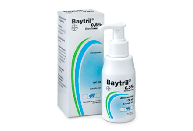 Baytril 0,5% Animal Foods pet shop Θεσσαλονίκη, e-shop
