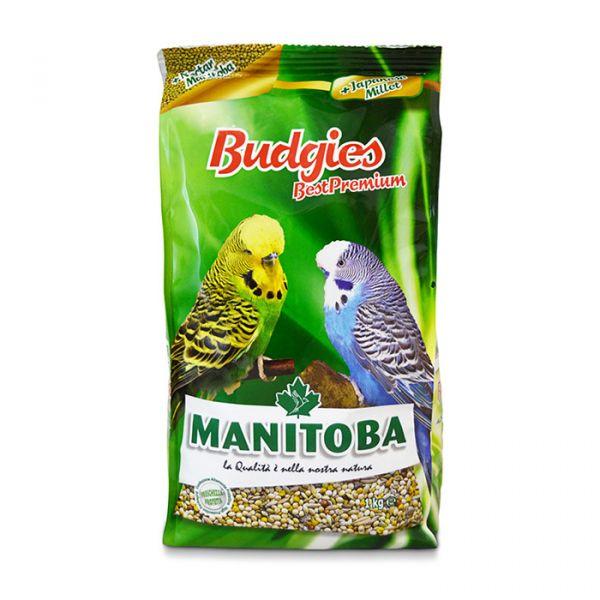 MANITOBA Budgies Best Premium
