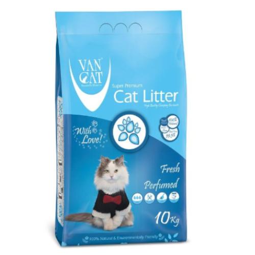 van cat άμμος γάτας fresh