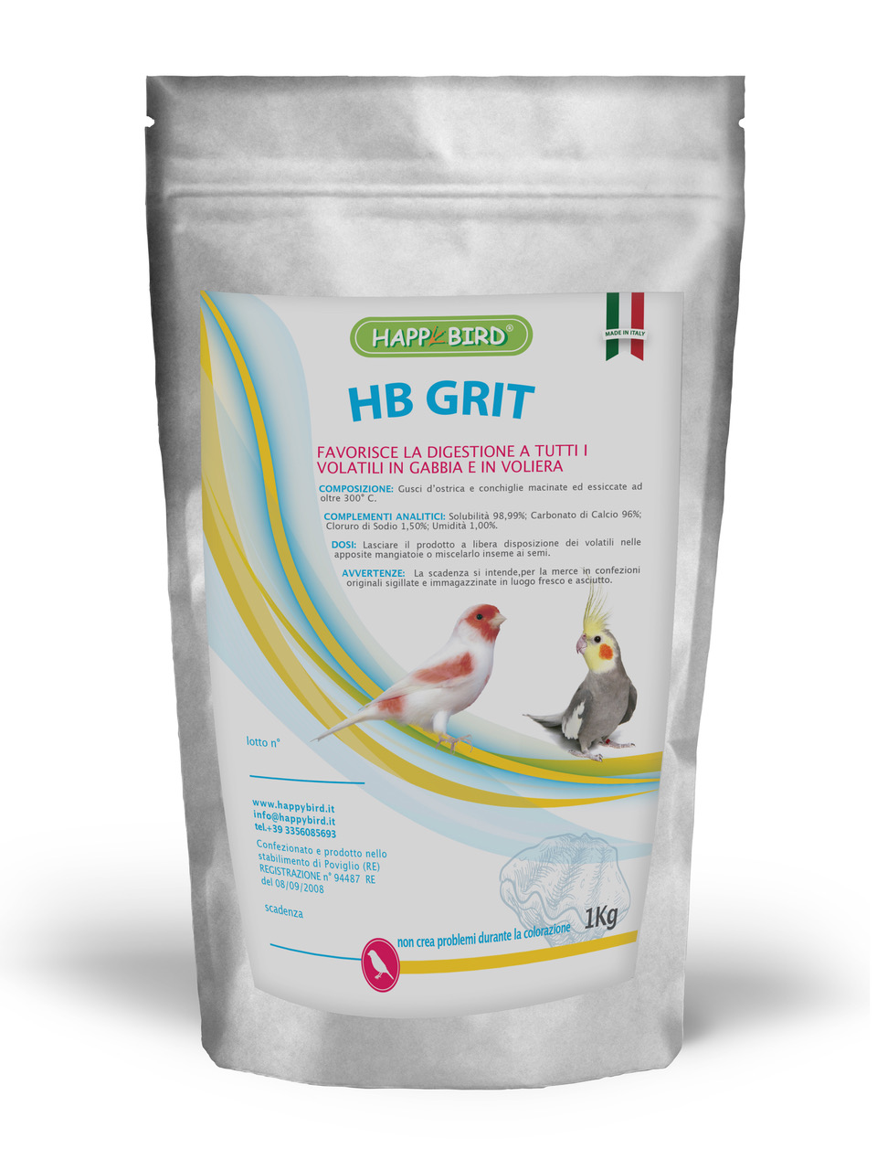 happy birds grit