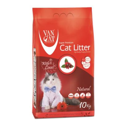 van cat άμμος γάτας άοσμο