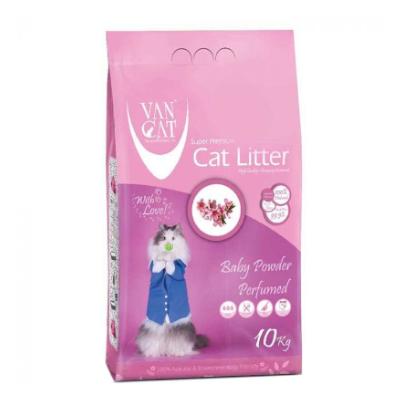 van cat baby powder άμμος γάτας