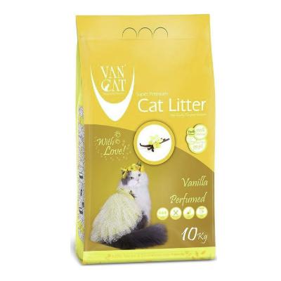 van cat vanilla άμμος γάτας με άρωμα βανίλιας