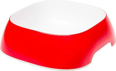 Ferplast Glam Red Bowl xs Κόκκινο Μπολ για σκύλους & γάτες