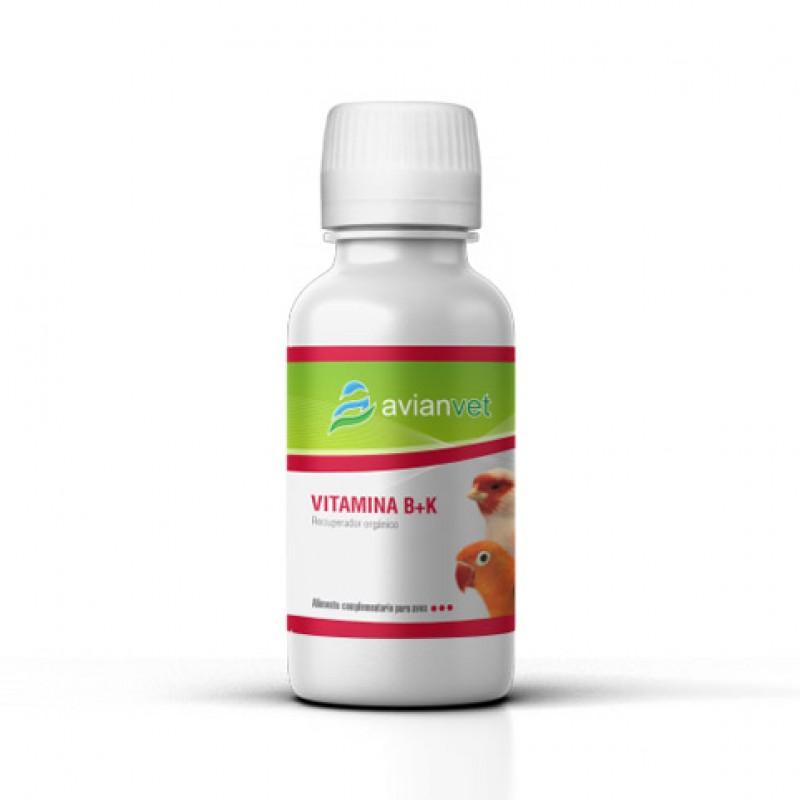 Avianvet Vitamina B + K 100ml