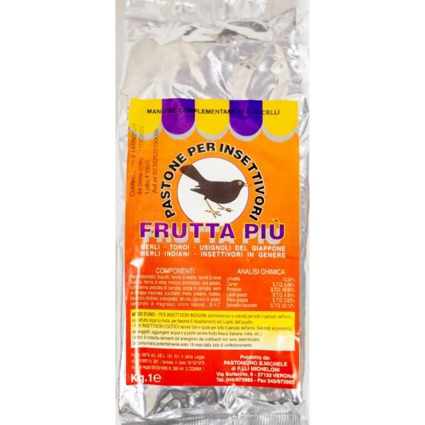 Pastoncino San Michele Frutta Piu για εντομοφάγα