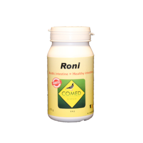 Comed Roni για το ράμφος λαιμό & πεπτικό σύστημα των πτηνών