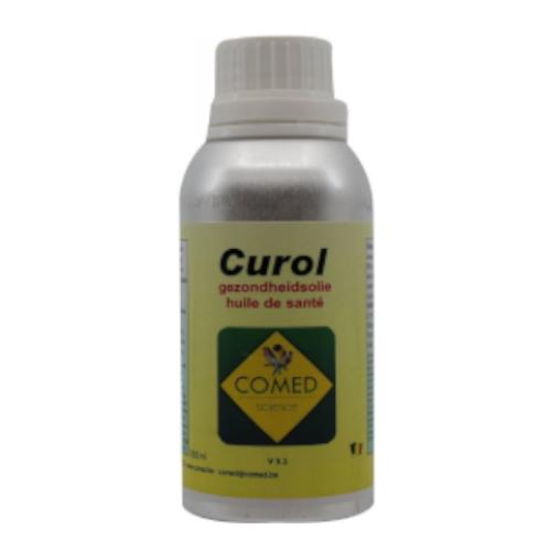 Comed Curol Υποστήριξη Ανοσοποιητικού Συστήματος 250ml animal-foods.gr