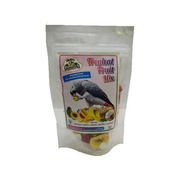 Tropical Fruit Mix λιχουδιά παπαγάλου