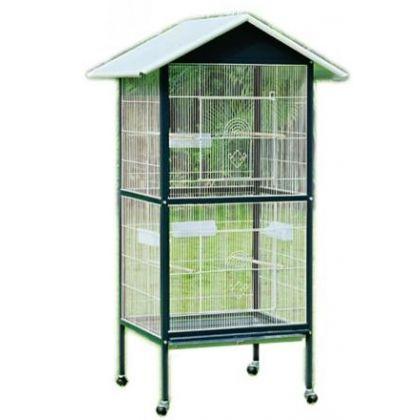 Κλούβα Πτηνών iδανική για παραδείσια πτηνά, παπαγαλάκια ή καναρίνια.
