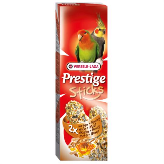 Versele-Laga Sticks Big Parakeets με Ξηρούς Καρπούς & Μέλι