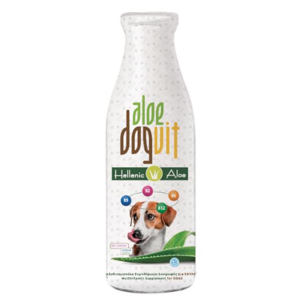 Aloe DogVit Πολυβιταμινούχο συμπλήρωμα για σκύλους