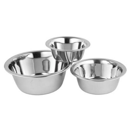 Ανοξείδωτα μπολάκκια φαγητού νερού για σκύλο ή γάτα