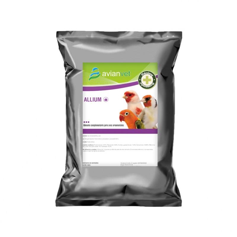 Avianvet Allium Σκόνη Σκόρδου animal-foods.gr