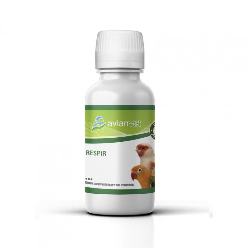 Avianvet Respir θεραπεία αναπνευστικού για πτηνά www.animal-foods.gr