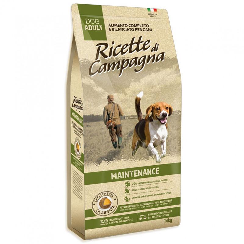 Ricette Di Campanga για σκύλους χωρίς γλουτένη με 70% κρέας 15kg animal-foods.gr