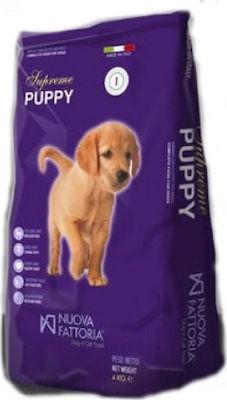 nuova fattoria supreme puppy 4kg
