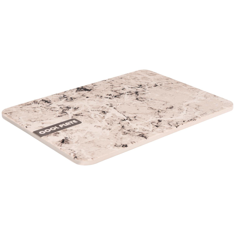 210281 Flamingo Cooling Stone Δροσιστική επιφάνεια για μικρά ζώα 20x12x0,7cm animal foods.gr
