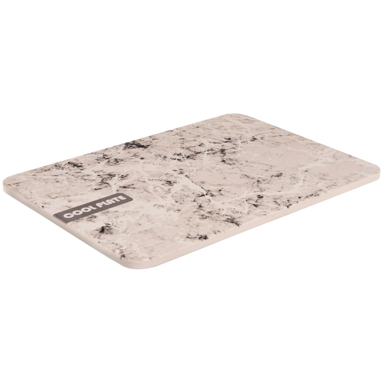 210282 Flamingo Cooling Stone Δροσιστική επιφάνεια για μικρά ζώα 30x20x0,7cm animal-foods.gr