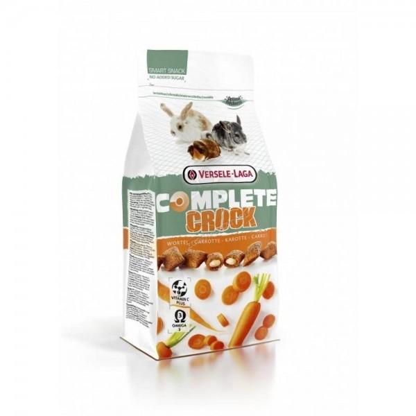 Versele-Laga Crock Carrot Complete Λιχουδιά για κουνέλια & τρωκτικά 50gr animal foods.gr