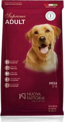 Nuova Fattoria adult 4kg animal foods gr