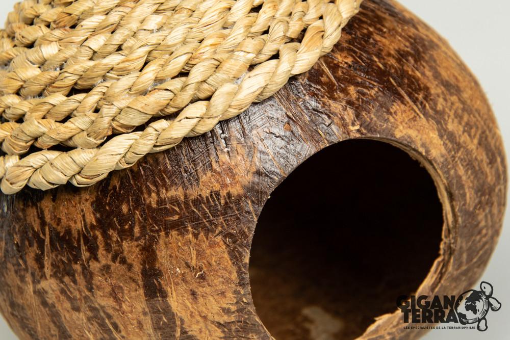 Gigaterra Φυσική φωλιά πουλιών Beruk 1 12x12x12cm animal-foods.gr Pet Shop στη Θεσσαλονίκη και Online Pet Shop 2
