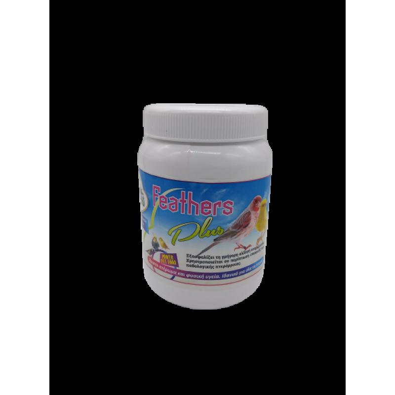 EVIA-PARROTS-Feathers-solution-PLUS-animal-foods.gr