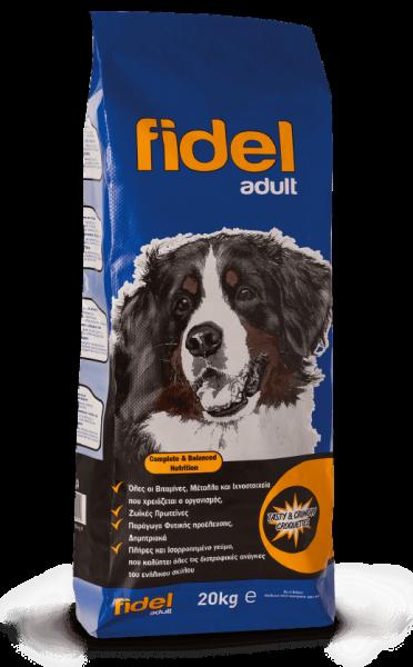 Fidel_AdultDog animal-foods.gr