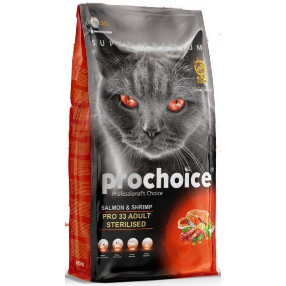 prochoice-animal-foods.gr ξηρή τροφή για γάτες